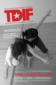 Texas Dance Improvisation Festival