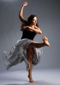 Kristen Frankiewicz. Photo by Kim Espinosa.
