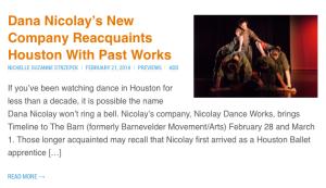 Dana Nicolay Preview