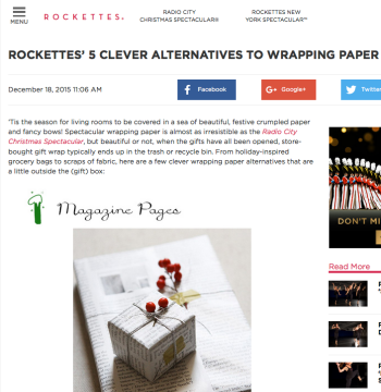 WrappingAlternatives-Rockettes