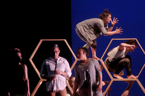Colony: Psophonia Dance Co and Aura Contemporary Ensemble